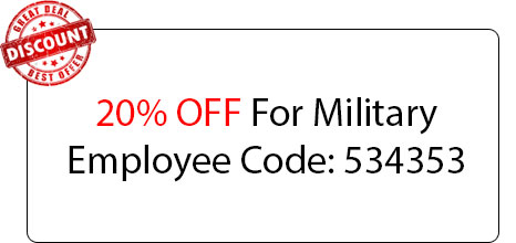Military Employee Coupon - Locksmith at Salisbury, NY - Salisbury NYC Locksmith
